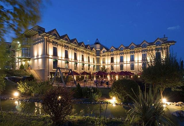 Hotel Villa de Laguardia, Rioja Alavesa Oferta Izki Golf