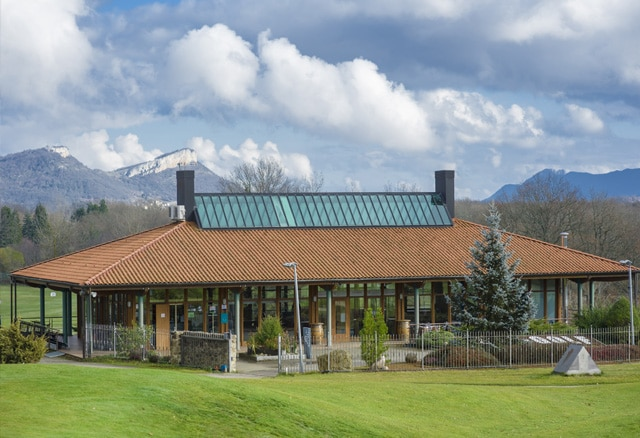 Restaurante Izki Golf Club Social Urturi, Álava