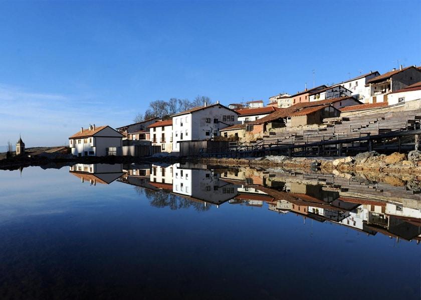 Izki Golf Club Urturi, Alava, Euskadi, País Vasco, Valle Salado, Salinas de Añana