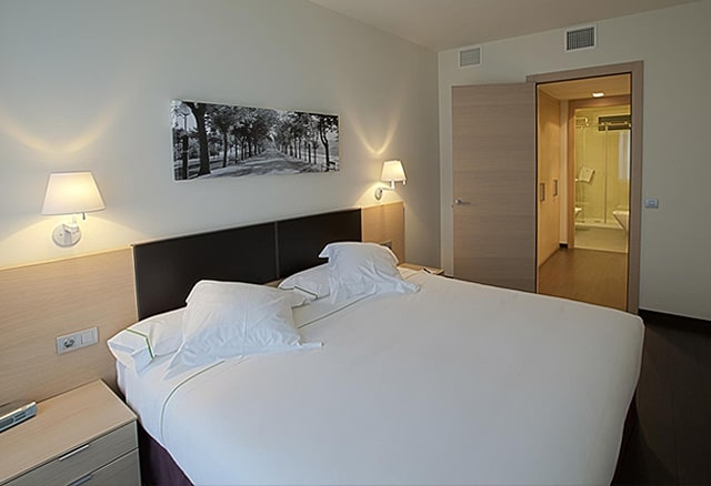 Vitoria-Gasteiz Hotel Jardines de Uleta Suites Izki Golf