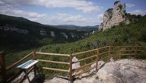Entorno incomparable Montaña Alavesa, Parque Natural de Izki, Euskadi, Alava, Vitoria, País Vasco