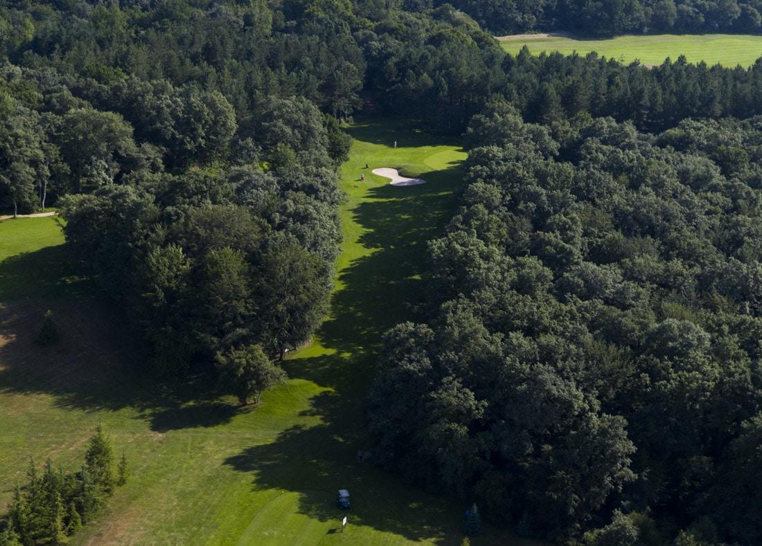 Hole 14, Hoyo 14, Izki Golf Club, Spanish Golf Course Severiano Ballesteros