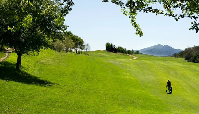Izki Golf Club Urturi Alava Araba Campo Público de Golf