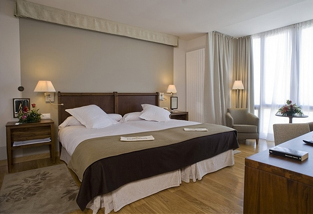 Vitoria-Gasteiz Hotel Parador Argómaniz, Izki Golf